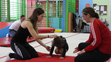 Ćwiczenia akrobatyczne, akrobatyka sportowa