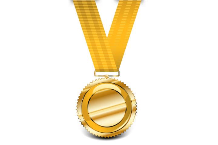 złoty medal, Instruktor fitness pakiet pro gold, trener personalny pakiet pro gold